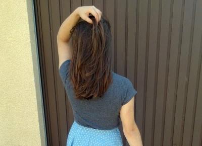 Pielęgnacja moich włosów - Kanooshi