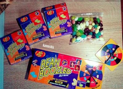 Cukierki Jelly beans + Rosegal - Kanooshi
