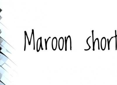 Maroon shorts - Kanooshi