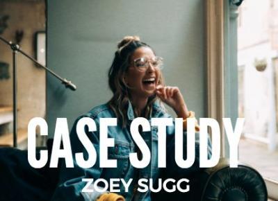 Case study: hiperpopularność w internecie Zoella |                                 kappacofe
