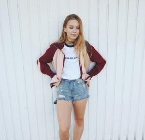 STREET STYLE | KARINA MUCHA