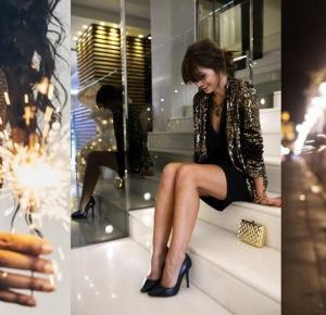 NEW YEAR'S EVE OUTFITS IDEAS  - KARINA MUCHA