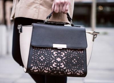 Mój ulubieniec z Orsay - ażurowa torebka | Blog lifestylowy Karola and Her Passions