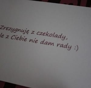 Welcome in my life: Spóźnione walentynki.