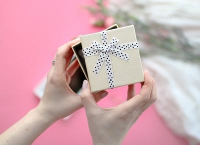 3 najlepsze pomysły na prezent {nie kosztują wiele, ale kiedy ostatnio je