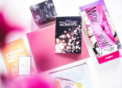 beGLOSSY Magic Moments {przegląd pudełka grudzień 2018} - jest WOW?