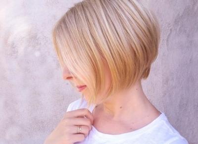 Jak dbać o blond włosy? {Kilka sprawdzonych sposobów i małe triki, które dają duży efekt}