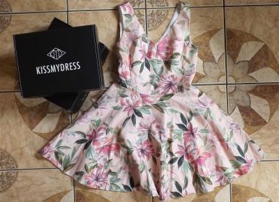 KMD RETRO STYLE DRESSES
