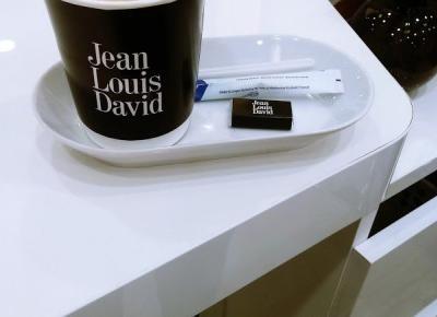 JEAN LOUIS DAVID? SERDECZNIE (NIE) POLECAM!