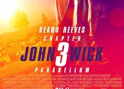 JOHN WICK 3: PARABELLUM - WARTO OBEJRZEĆ?