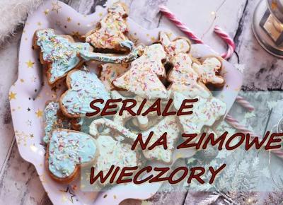 Seriale na zimę cz. II | Karolina Horsi blog