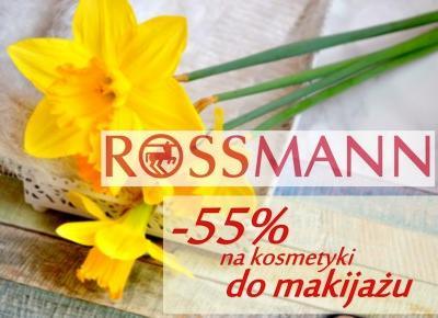 ROSSMANN -55% PAŹDZIERNIK 2018   CIEKAWE NOWOŚCI   CO PLANUJĘ KUPIĆ   ANTY WISHLISTA   Karolina Horsi blog
