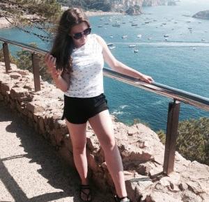 Karolina Przybył: Hiszpania #2k16