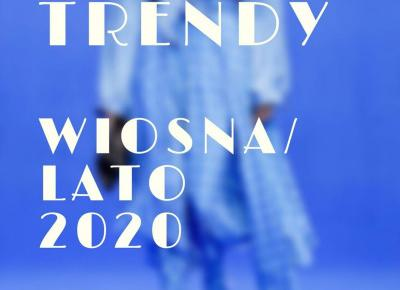 Trendy wiosna/lato 2020 - Life is my inspiration by Karolina Zygmunt
