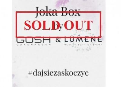 Jokabox słaby żart czy genialna akcja marketingowa, przedsprzedaż zakończyła się po 15 minutach