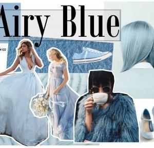 Airy Blue - najmodniejszy kolor sezonu jesień/zima 2016/2017 - mów mi Kasia