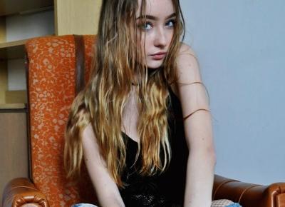 THE PRETTY FRECKLES | Katarzyna Markiewicz: Stockings