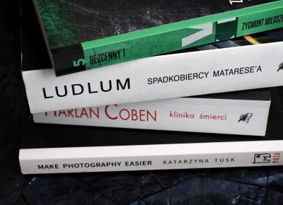 Kasia Basara: Książkowi ulubieńcy miesiąca