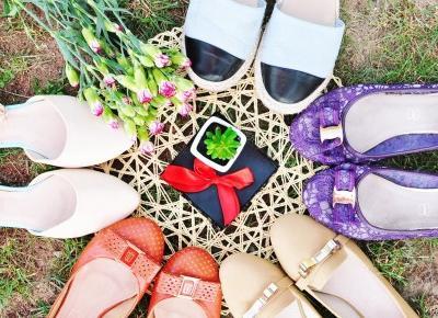 Balerinki - ulubione buty kobiet
