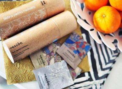 Poznaj Resibo - naturalne zdrowe kosmetyki