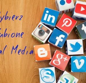 Wybierz ulubione social media