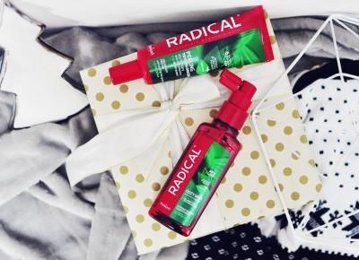 Najlepsza kuracja na włosy z marką Radical