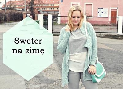 Idealny sweter na zime™ Bonprix