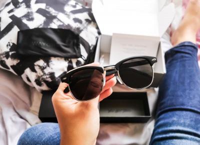 Okulary uniwersalne na wiosnę i lato