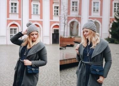 Sukienka dzianinowa - Bonprix inspiruje