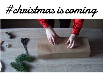 Christmas gift wrapping / DIY - mów mi Kasia