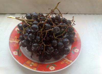 Włosomaniaczka i kosmetyczne pokusy: 1459. Dlaczego warto jeść winogrona?