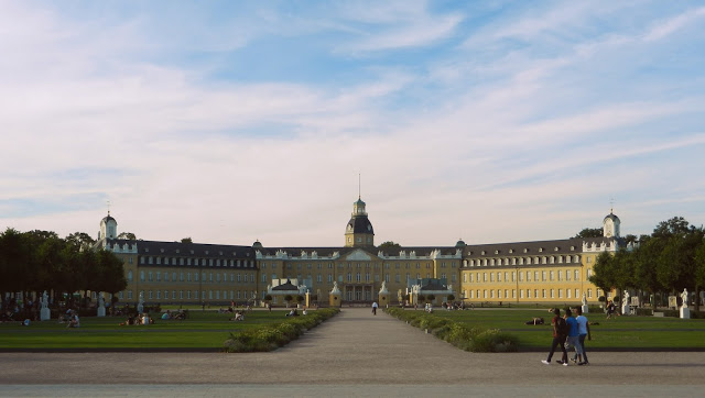 KARLSRUHE, GERMANY | KATE`S POINT OF VIEW