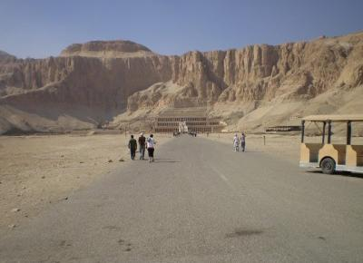 LUXOR, EGYPT | KATE`S POINT OF VIEW