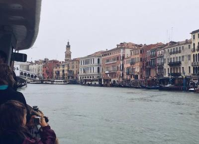 KATE`S POINT OF VIEW: VENICE, ITALY