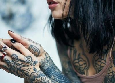 KATE`S POINT OF VIEW: funkcje tatuaży