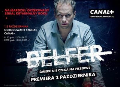 KATE`S POINT OF VIEW: 5 powodów, dla których warto obejrzeć serial Belfer