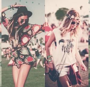 What To Wear To Music Festival? - czyli co założyć na festiwal.