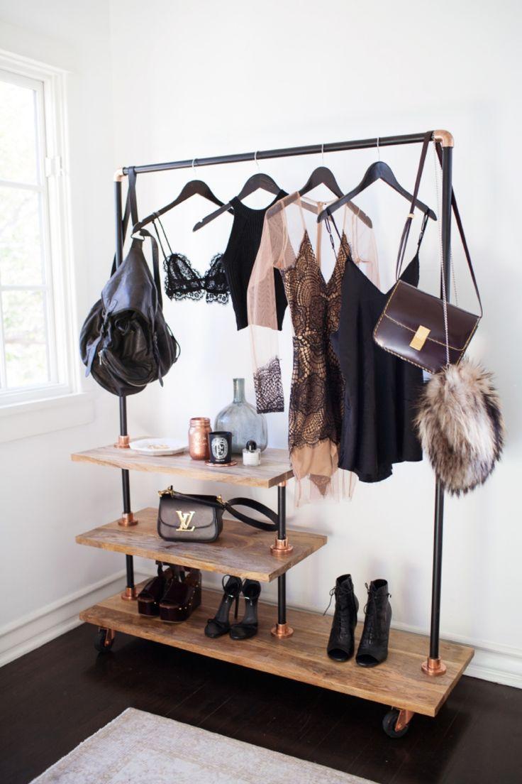 10 MINIMALISTYCZNYCH WIESZAKÓW NA UBRANIA | ShoppingTips
