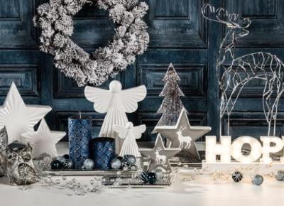 Świąteczny zawrót głowy – bożonarodzeniowe dekoracje 2018