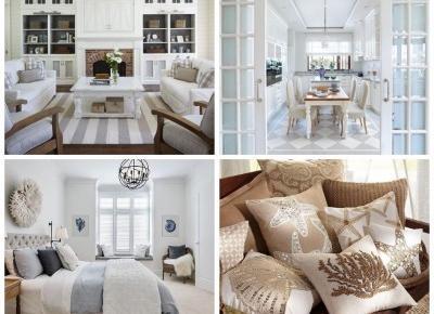 Mieszkanie w stylu najsłynniejszego kurortu Nowego Jorku - Hampton