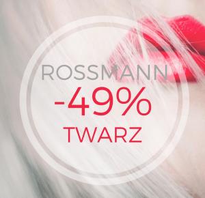 PROMOCJE -49% W ROSSMANN – TWARZ | ShoppingTips