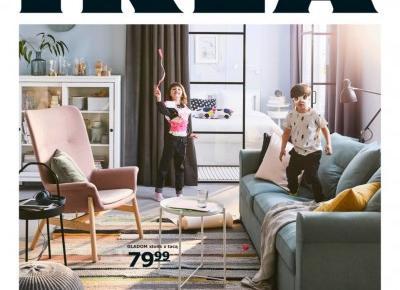 Nowy katalog IKEA 2019 dostępny online - Niech Żyje Dom!