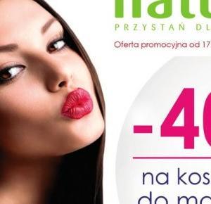 KOSMETYKOWY ŚWIAT: -40% na kolorówkę w drogerii NATURA