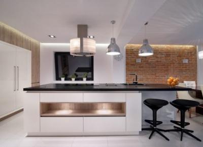 Piękne i praktyczne jak projektowąć kuchnie