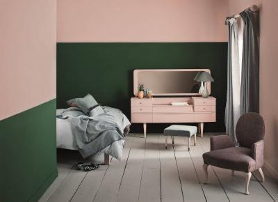 Wiosenne nowości - kolorowe aranżacje Annie Sloan Interiors