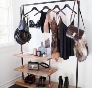 10 MINIMALISTYCZNYCH WIESZAKÓW NA UBRANIA   ShoppingTips