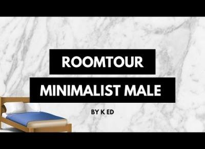 room tour men
