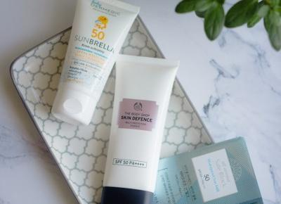 #letniczas - Suncare & Sunscreens   KHERBLOG   All about korean & natural beauty with a dose of lifestyle
