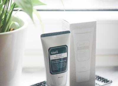 Klairs Rich Moist Soothing Cream - does perfect cream really exist? | KHERBLOG | All about korean & natural beauty with a dose of lifestyle