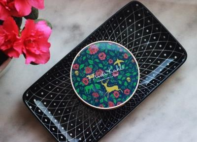 Missha x Frida Kahlo Original Tension Pact Perfect Cover  | KHERBLOG | All about korean & natural beauty with a dose of lifestyle